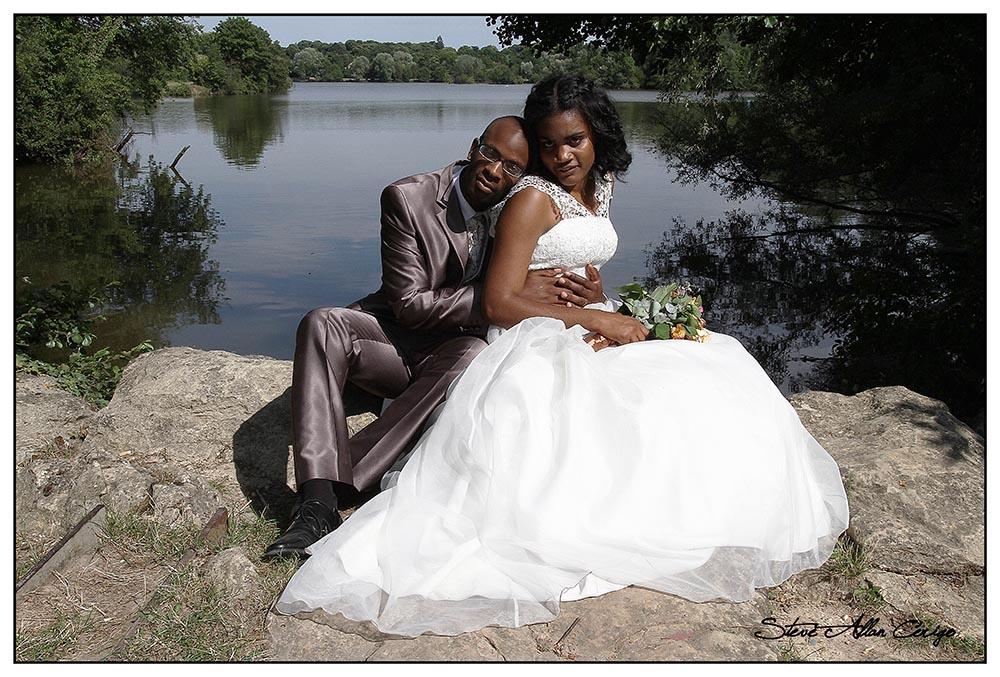 Mariage de Rébecca et Steve