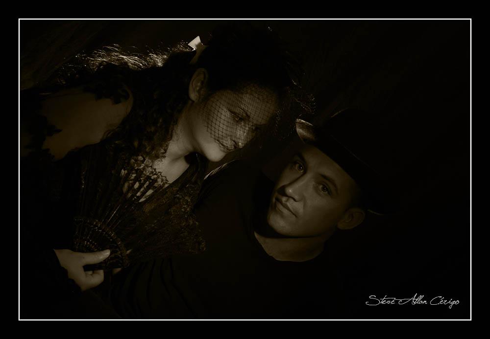 Shooting Karine et Florent