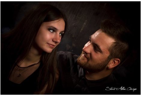 Shooting Couple Solène et Jordan