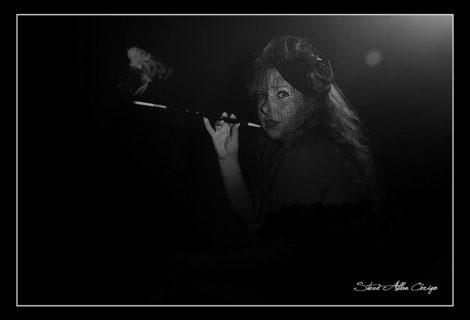 Shooting Studio avec Laétitia